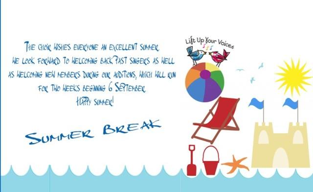 banner website summer break
